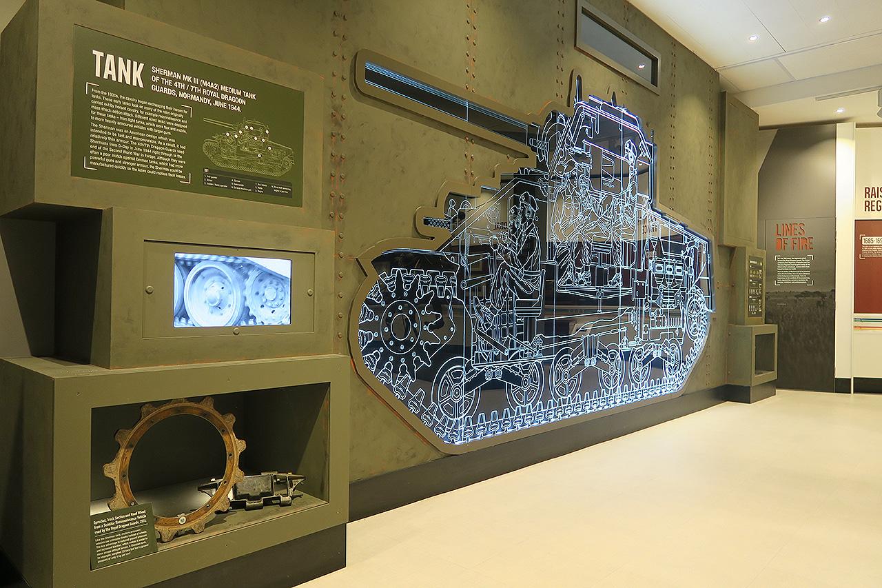 Tank Blueprint